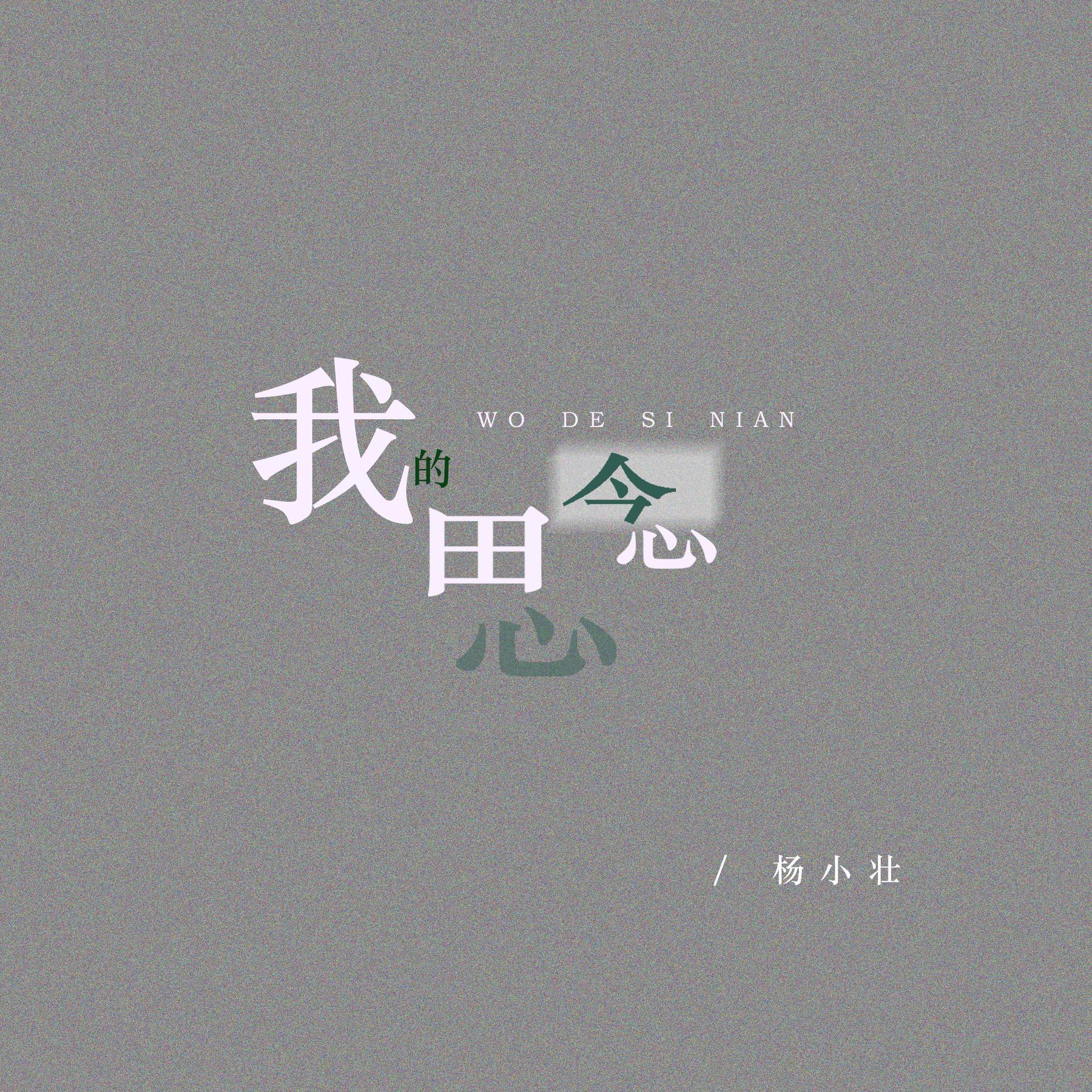 杨小壮 - 我的思念